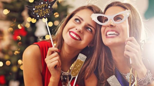 Silvester 2020: feiern sie mit uns!