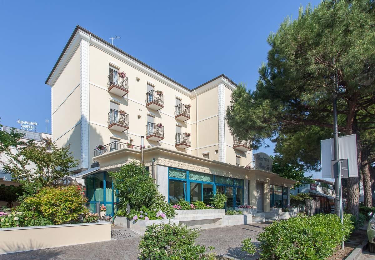 Hotel 3 stelle Rosso Blu - Cesenatico