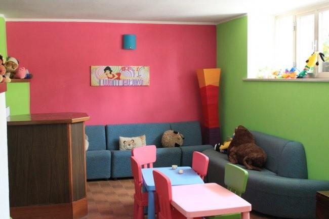 Family-friendly hotels in Bellaria - Hotel Morri Oceania