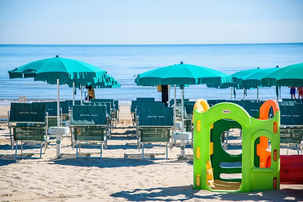 Private Beach Hotel Nettuno Senigallia