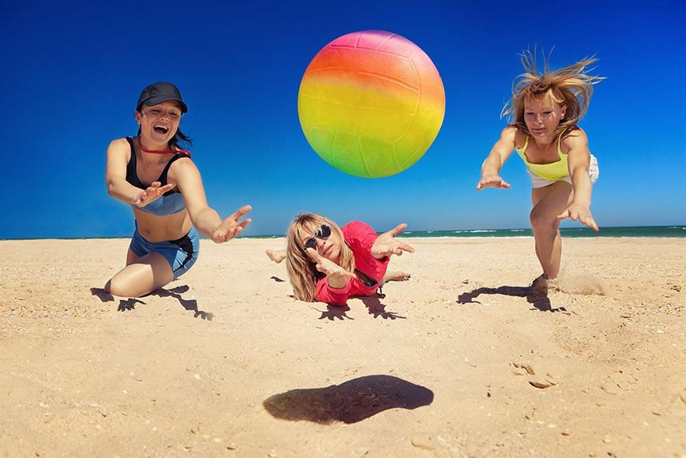 Sport in spiaggia
