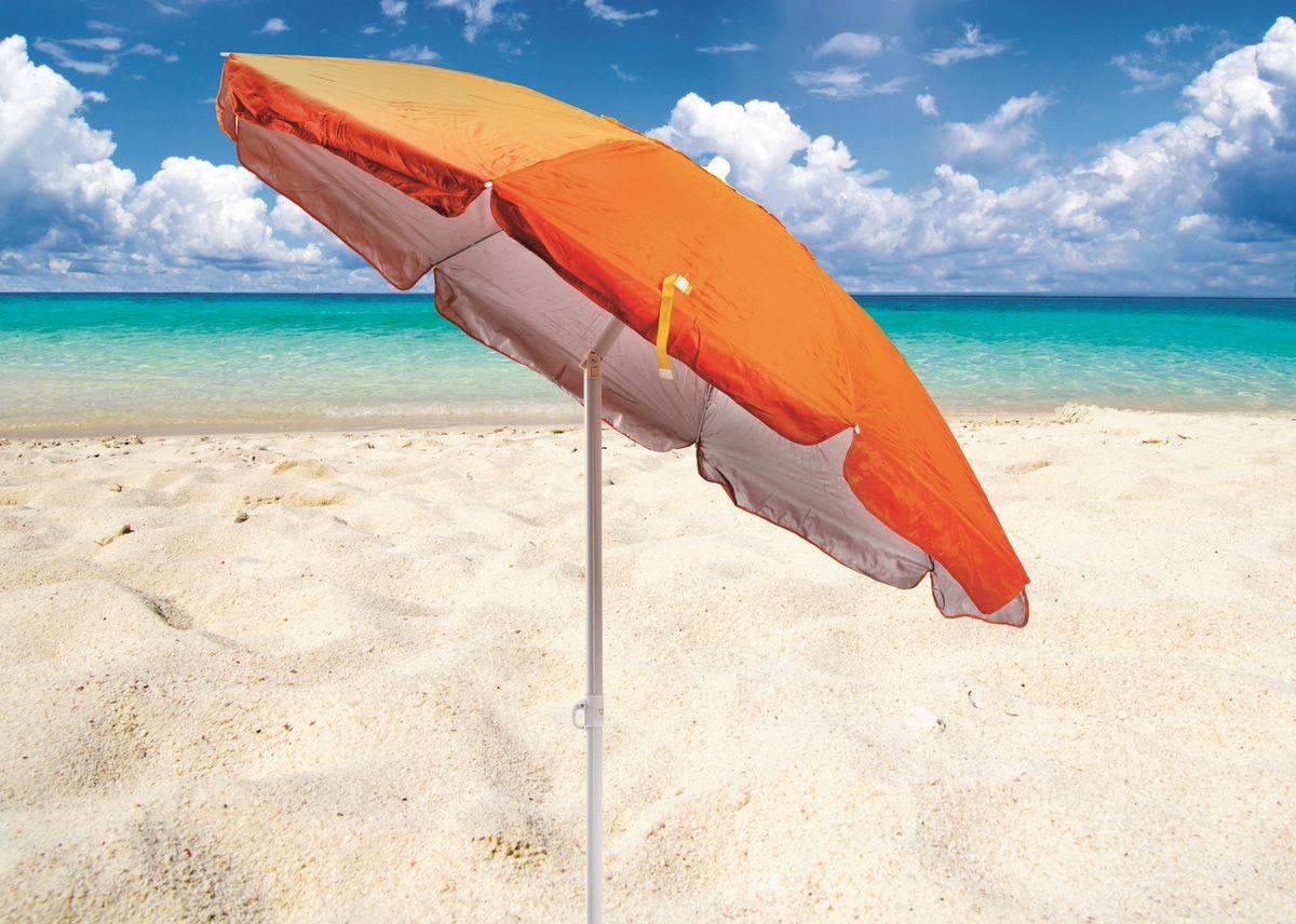 Portare ombrellone in spiaggia