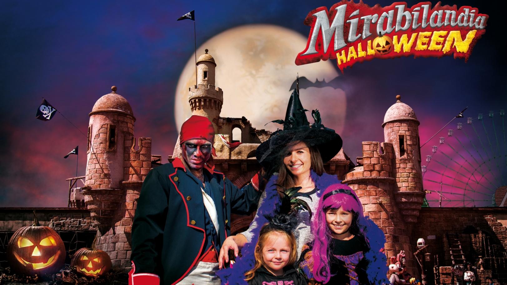 Ad Ottobre, Hotel + Mirabilandia Halloween