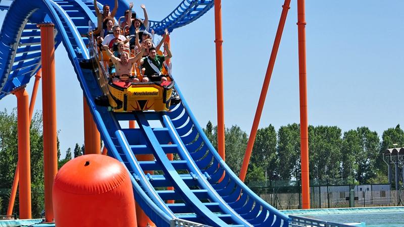 27 Luglio > 3 Agosto: Tutto incluso, anche i parchi divertimento!