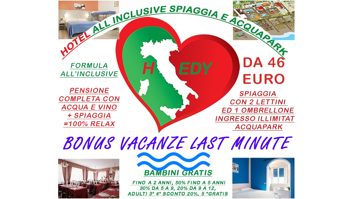 August und September in Rimini: 100% Entspannung