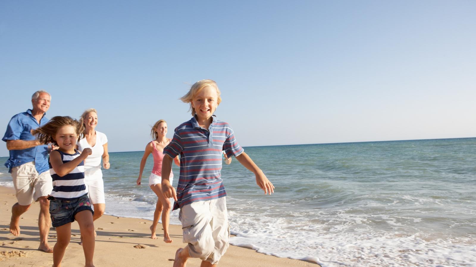 Le mois de juin est idéal pour les enfants et les grands-parents
