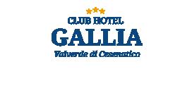 Club Hotel Gallia - Valverde di Cesenatico